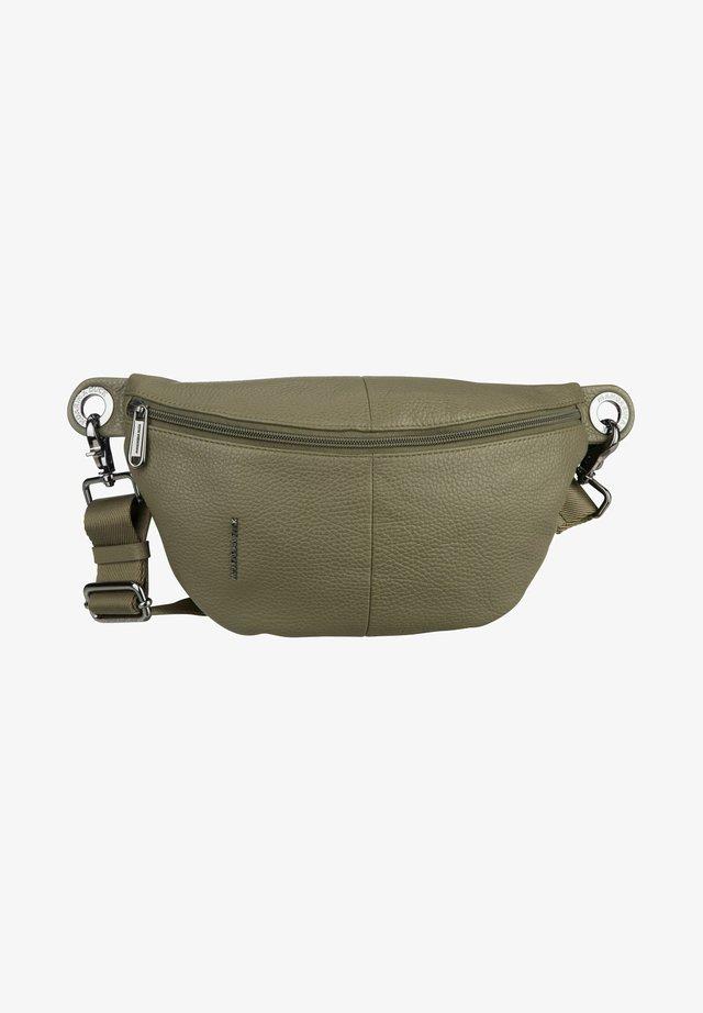 MELLOW - Bum bag - military olive