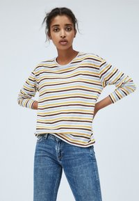 Pepe Jeans - LEXI - Long sleeved top - mousse - 0