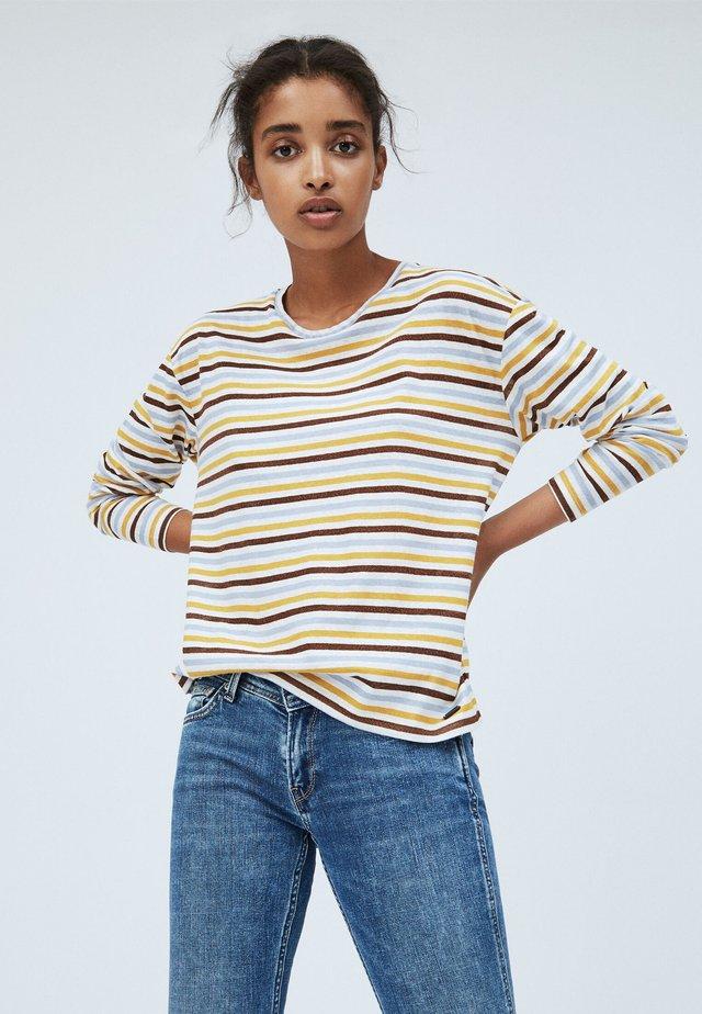 LEXI - Camiseta de manga larga - mousse