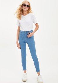 DeFacto - Slim fit jeans - blue - 4