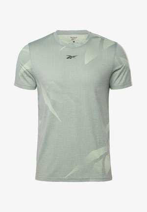 WORKOUT READY SPEEDWICK - T-shirt imprimé - green