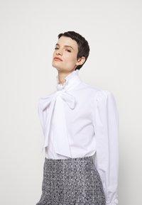 Alberta Ferretti - CAMICIA - Button-down blouse - white - 6