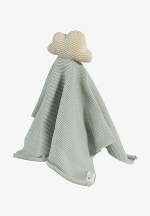 KINDSGUT SCHMUSETUCH - Baby blanket - light grey