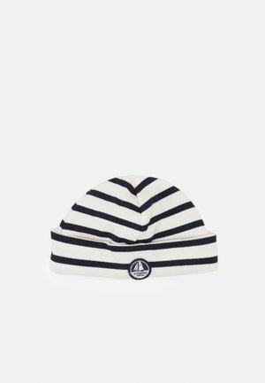 BABY BONNET UNISEX - Muts - coquille/smoking