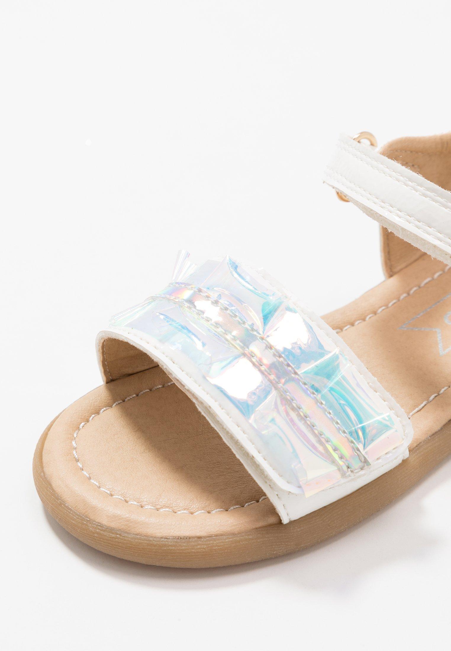 Gran descuento Friboo Sandalias - white | Zapatos para niños 2020 8LUuO