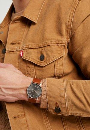 SIGNATUR - Watch - brown