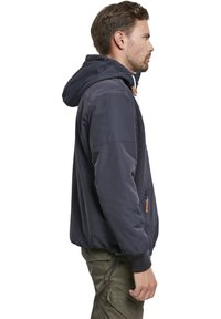 Brandit - HERREN LUKE WINDBREAKER - Windbreaker - navy - 4