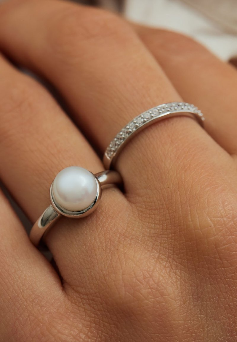 Parte di Me - Ring - silber