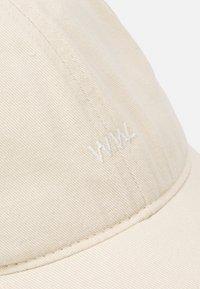 Wood Wood - LOW PROFILE UNISEX - Cap - off white - 4