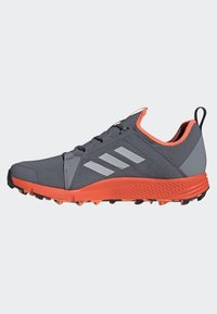 adidas Performance - TERREX SPEED GTX SHOES - Trail running shoes - gray - 2