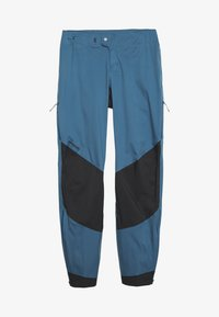 Patagonia - DIRT ROAMER STORM PANTS - Outdoorové kalhoty - steller blue - 6