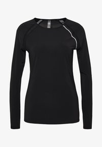 ONLY Play - ONPPERFORMANCE TRAINING - Sports shirt - black - 4
