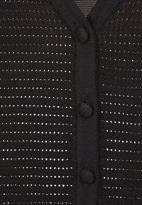 Steps - PALMER  - Cardigan - black - 3