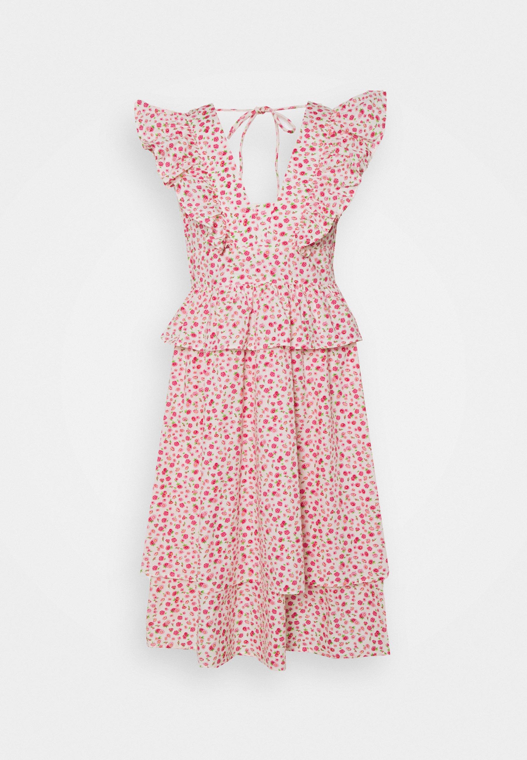 Women YASMUNLA MIDI DRESS SHOW - Day dress