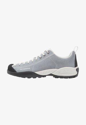 MOJITO UNISEX - Hiking shoes - metal gray
