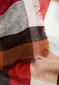 s.Oliver - Scarf - brown check - 4