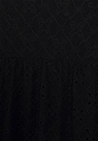 Vila - VIKAWA ANCLE DRESS - Maxi dress - black - 2