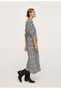 Mango - Maxi dress - black - 4
