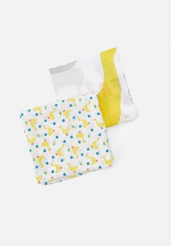 LOVELY 2 PACK - Muslin blanket - multi-coloured
