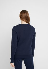 Hollister Co. - OVER LOGO CREW - Mikina - navy - 2