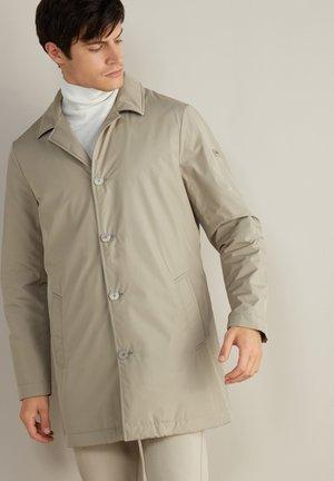 Short coat - ghiaccio