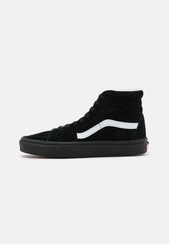 SK8 UNISEX  - Sneakersy wysokie - black
