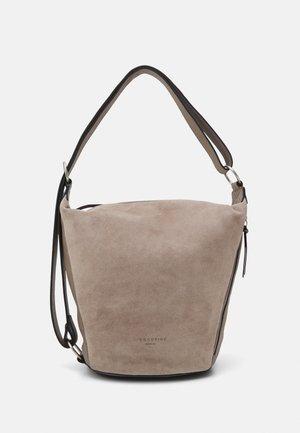HOBOM ROSE - Handbag - taupe