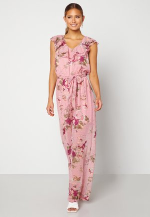 Overall / Jumpsuit /Buksedragter - pink