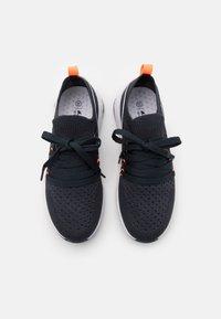 Viking - ENGVIK UNISEX - Sports shoes - navy/orange - 3