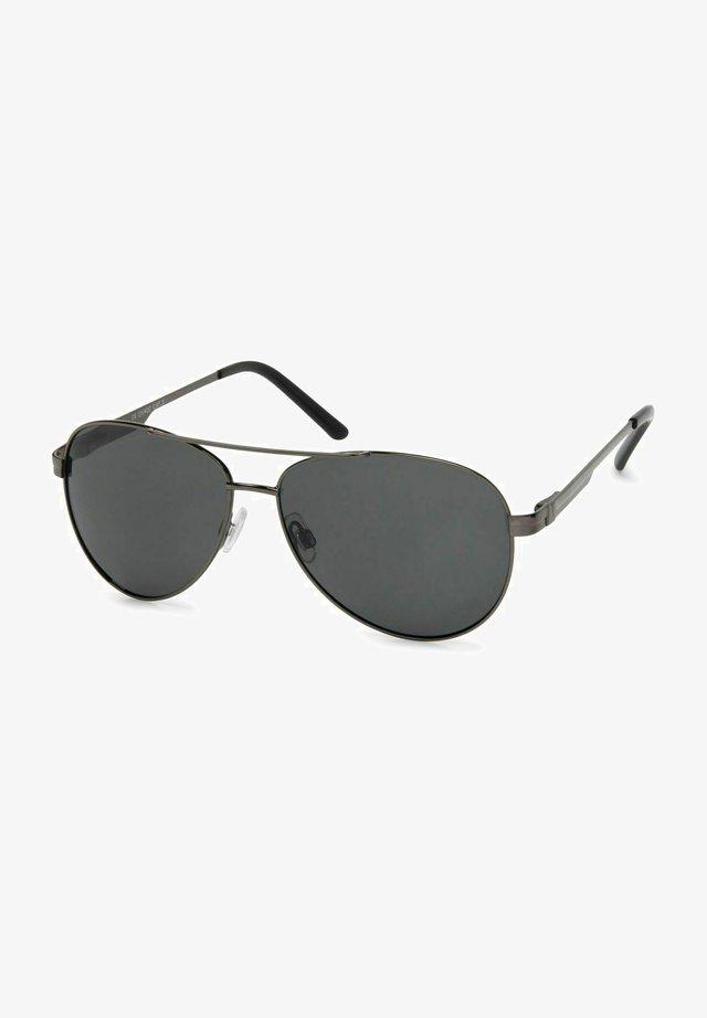 POLARISIERTE  - Sunglasses - gestell anthrazit / glas grau