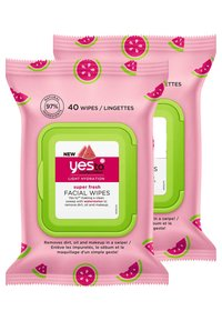 Yes To - WATERMELON SUPER FRESH FACIAL WIPES 2 PACK - Skincare set - - - 1