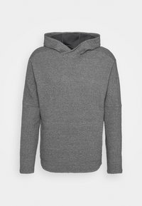 Nike Performance - YOGA - Hoodie - dark grey/heather/black - 4