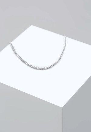 BASIC MASSIVE - Necklace - silver-coloured