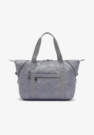 ART M - Tote bag - grey camo jq