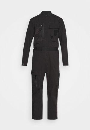 P-DEVO PANTALONI - Jumpsuit - black