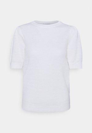 VICHASSA PUFF - Print T-shirt - pristine