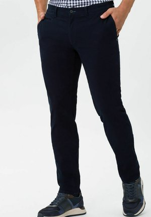 STYLE FABIO - Pantalon classique - ocean