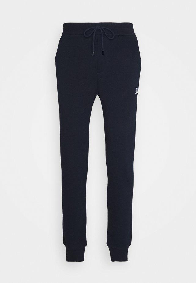 TROUSER - Spodnie treningowe - blue
