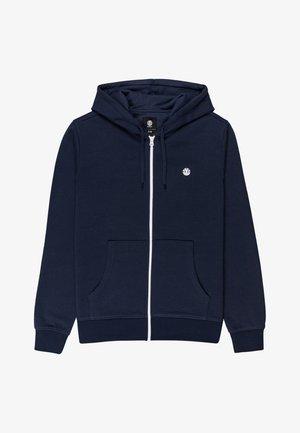 CORNELL CLASSIC - Zip-up sweatshirt - eclipse navy