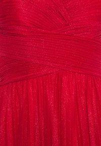 Luxuar Fashion - Vestido de fiesta - rot - 2