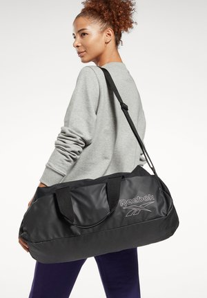ELEMENTS TRAINING GRIP DUFFEL - Sportovní taška - black
