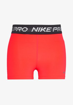 PRO SHORT - Trikoot - laser crimson/black/metallic silver