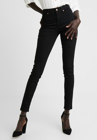 New Look Tall - WOW - Jeans Skinny Fit - black - 0