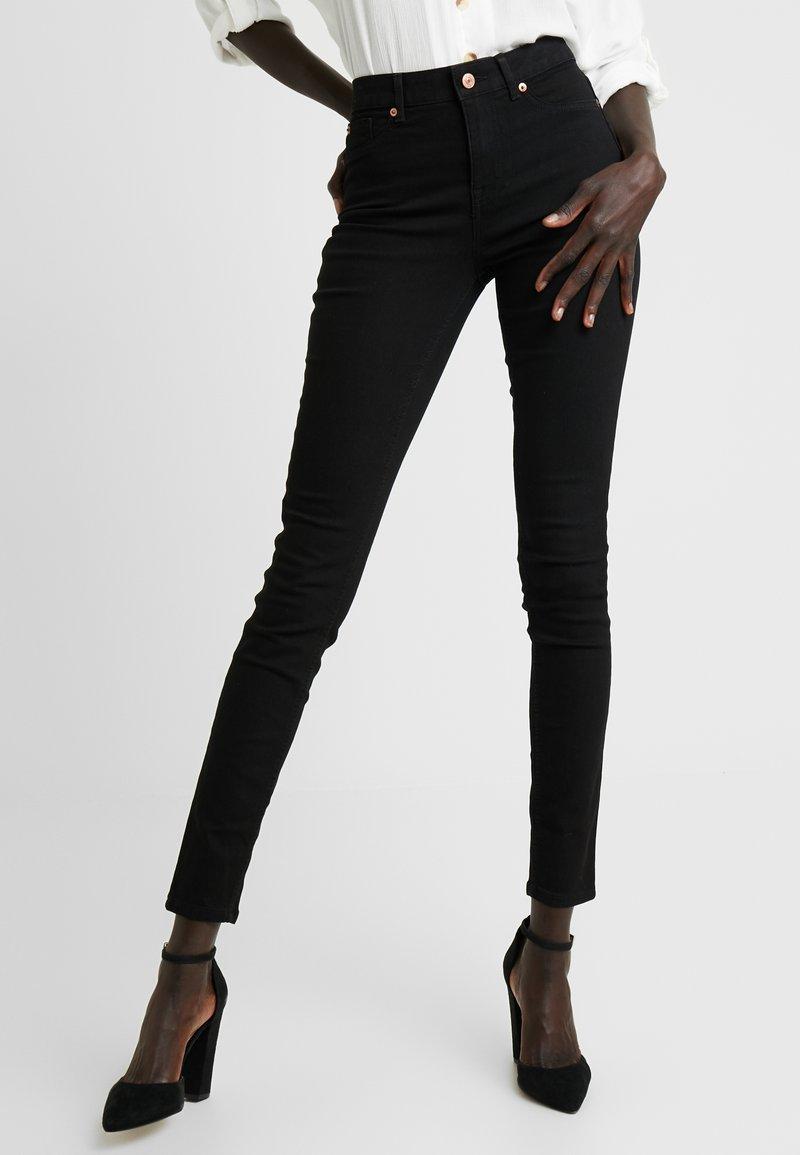 New Look Tall - WOW - Jeans Skinny Fit - black