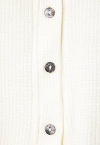 Anna Field - Cosy rib longe set - Pyjama set - off-white - 5