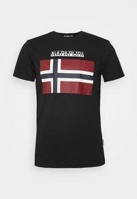 SELLYN - T-shirt med print - black