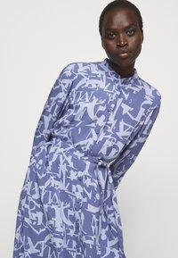 MAX&Co. - PERUGIA - Shirt dress - light blue - 3