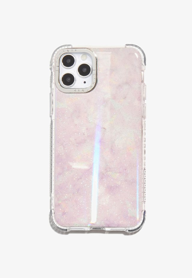 HOLO MOONLIGHT SHOCK CASE IPHONE 12 PRO MAX - Phone case - pink