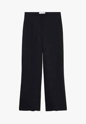 NUBE-I - Trousers - svart