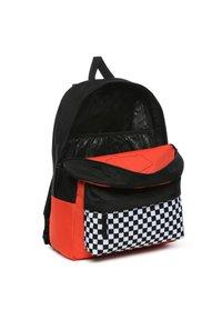 Vans - REALM - Rucksack - paprika-checkerboard - 3